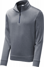 Sport-Tek quarter zip fleece st263