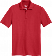 gildan Red polo 72800